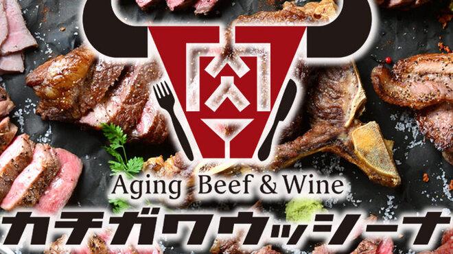 熟成肉バル カチガワウッシーナ - メイン写真: