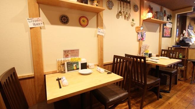 肉酒場ビストロ男前 - 内観写真: