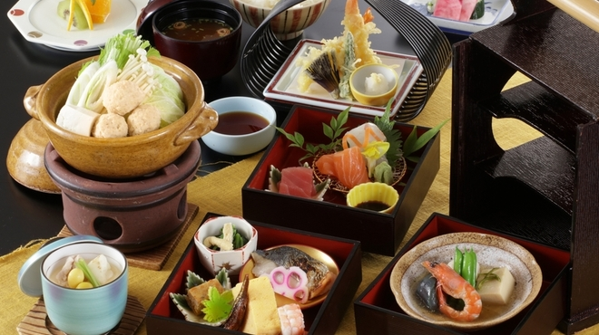 京都・烟河 - 料理写真: