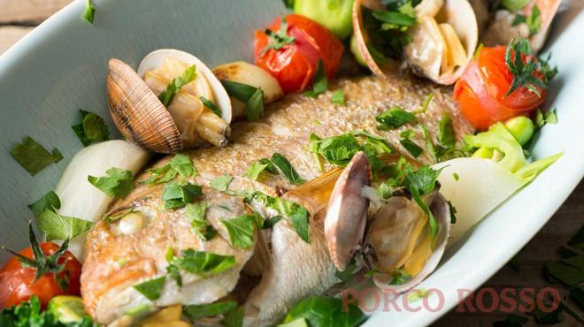 Osteria e Vino PORCO ROSSO - メイン写真: