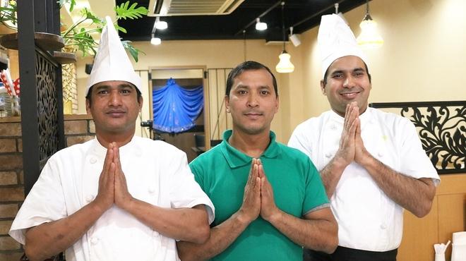 インド料理インディゴ - メイン写真: