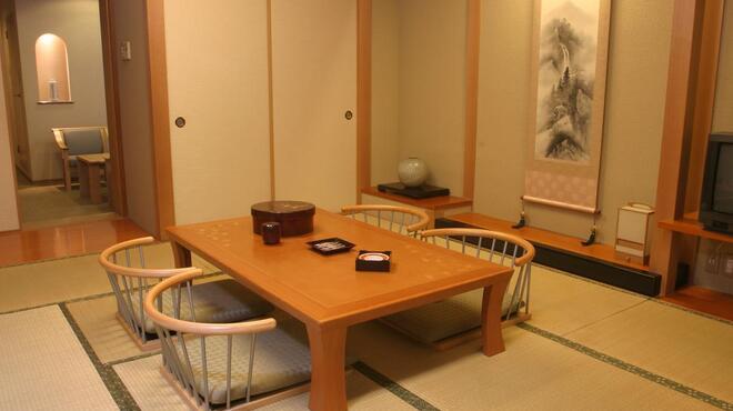アピカルイン京都 - 内観写真:和洋室