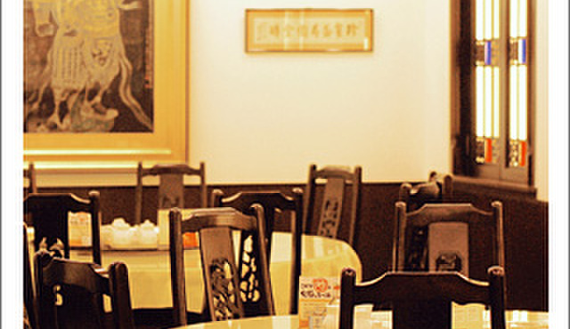 横浜大飯店 - 内観写真:三階には円卓席がございます。宴会は最大60様まで可能!