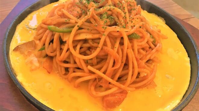 ジャポニタン - 料理写真:イチオシ☆オムナポリタン