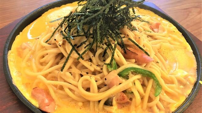 ジャポニタン - 料理写真:一番人気☆オムジャポニタン