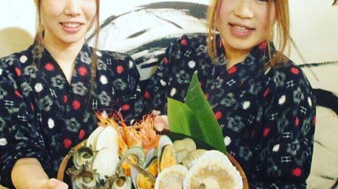 沼津浜焼きセンター 海女小屋 - メイン写真: