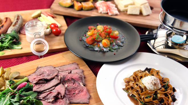 La Bonne table A・La・Carte - メイン写真: