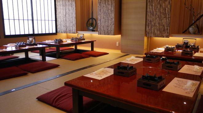 レストラン千成亭 - 内観写真: