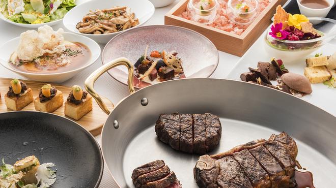 ALEXANDER`S STEAKHOUSE - 料理写真:肉食女子会