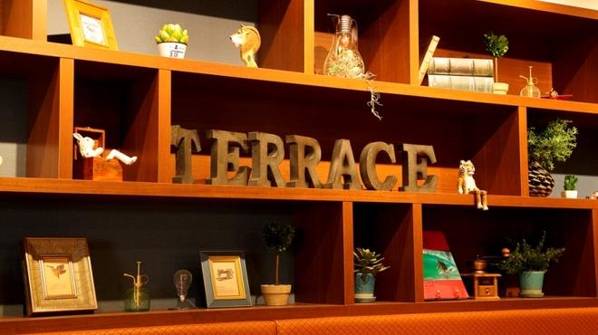 TERRACE COFFEE 01 - メイン写真: