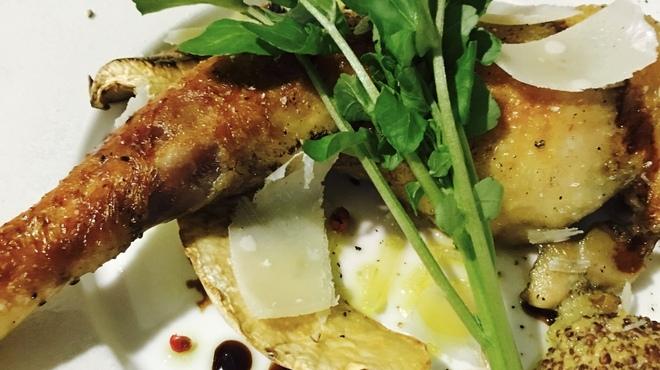 あまね - 料理写真:地鶏コンフィ