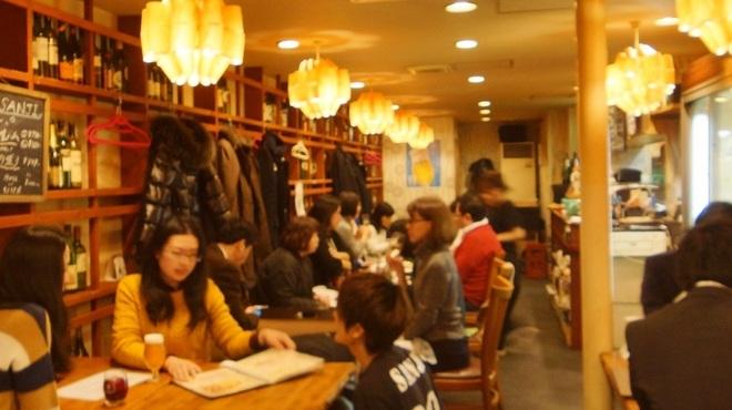 Sanji - 内観写真: