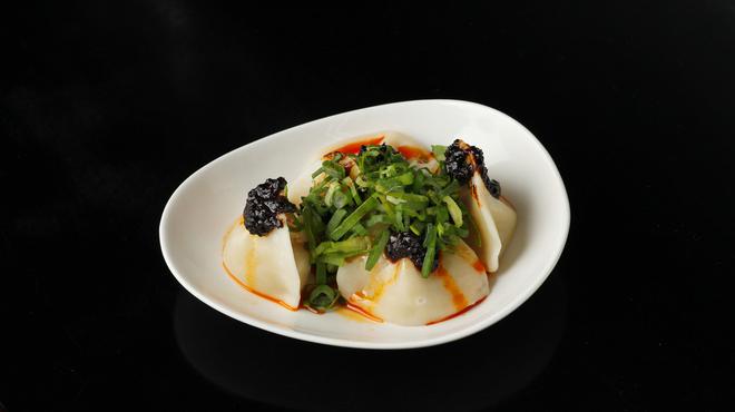 汁なし坦坦麺 ちりちり - 料理写真: