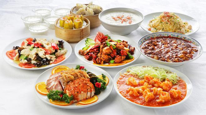 景徳鎮 - 料理写真:季節のご宴会特別コース4,000円