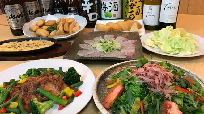 美味千成 - 料理写真:お一人様3000円「春の千成コース」