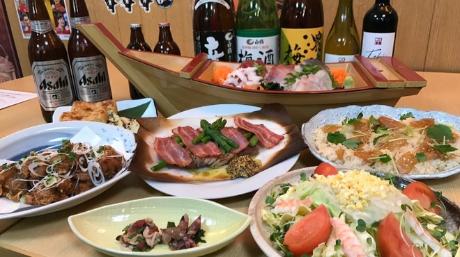 美味千成 - 料理写真:お一人様4000円「春の旬菜コース」
