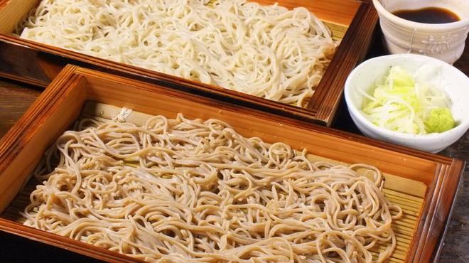 蕎麦酒肴 百景 - メイン写真:
