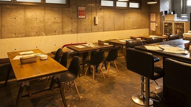 貝グリル&ワイン 東京シェルモアナ - メイン写真: