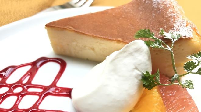 ダイツ - 料理写真:濃厚チーズケーキ