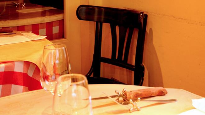 パリのワイン食堂 - メイン写真: