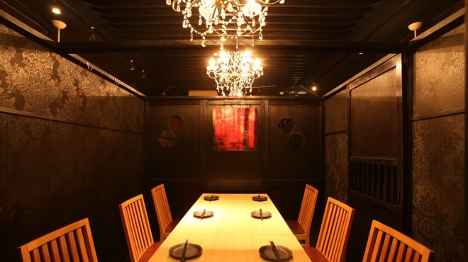 別邸個室・炭焼きビストロ ビスタ - メイン写真: