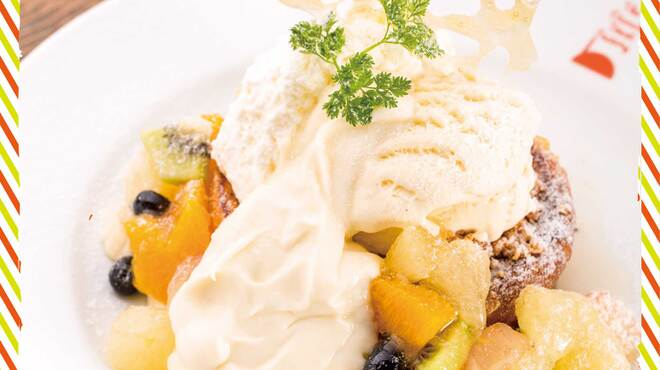 The French Toast Factory - 料理写真: