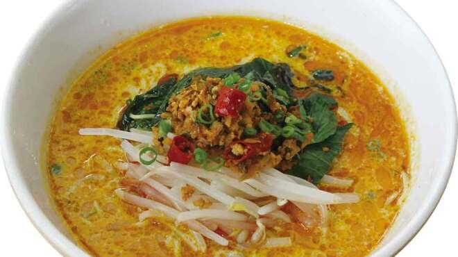枸杞の実 - 料理写真:豆乳タンタン麺