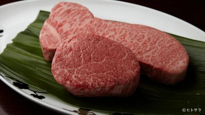 加藤牛肉店 - 料理写真:山形牛の香りや甘みを最大限に引き出す保存と調理法