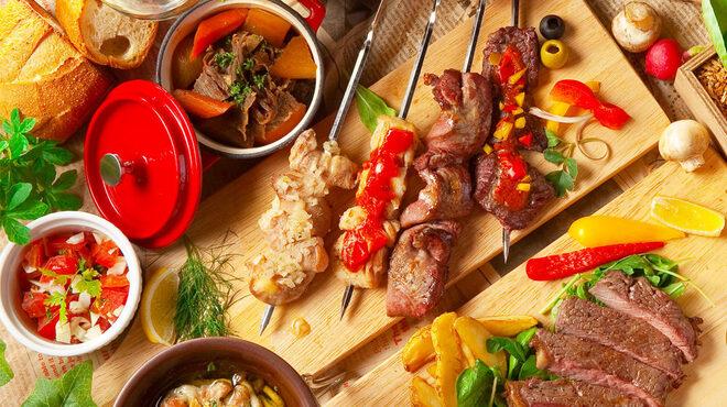 肉バル ガブッチョ - 料理写真: