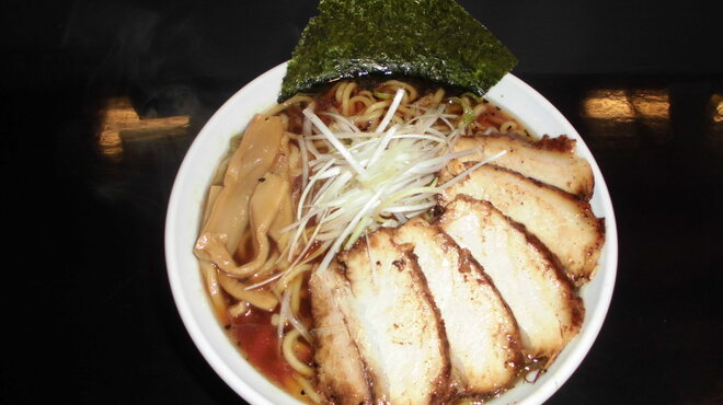 麺処 輝 - 料理写真:チャーシューメン