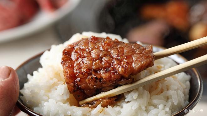 一枚から焼肉 英伍 - 料理写真:お店の雰囲気