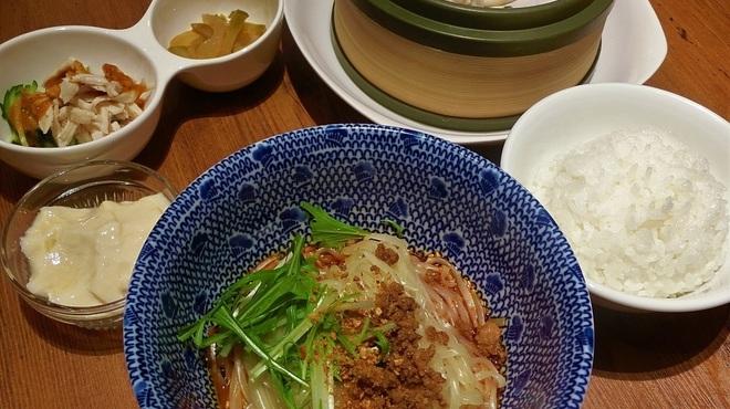 麻SHIBIRE - 料理写真:レディースハーフセット