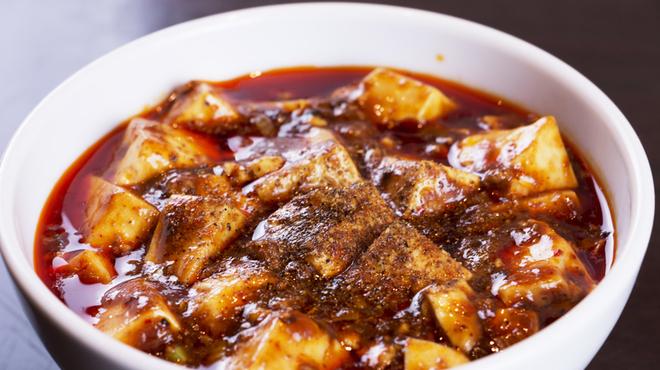 麻SHIBIRE - 料理写真:麻婆豆腐