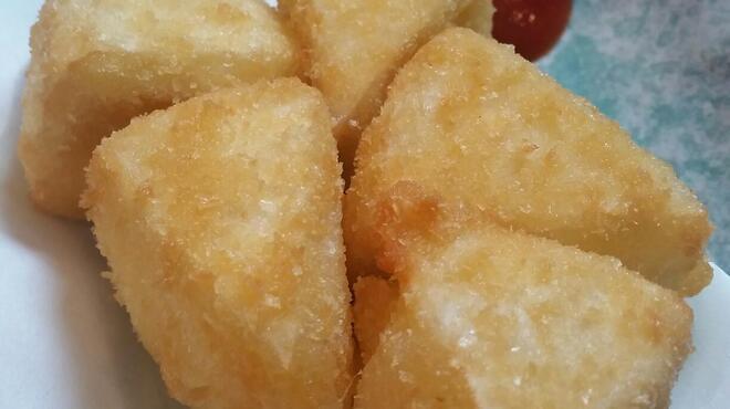 和たん酒みやび - 料理写真:特製・カマンベールフライ