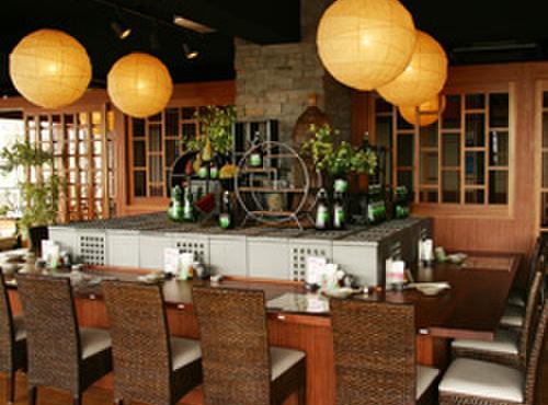 伊豆高原ビール本店レストラン - 内観写真:2階客席