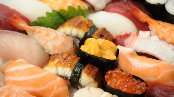 黒天 - 料理写真:お寿司&お造りメニューもあります