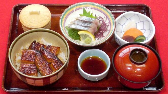 姫沙羅 - 料理写真:うな姫