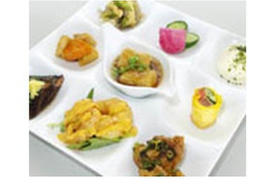 宇治創 こころ - 料理写真:京の択べる「贅沢ランチ」
