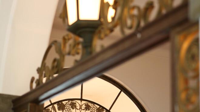 小笠原伯爵邸 - 内観写真:当時の伯爵邸の多くを復元しています