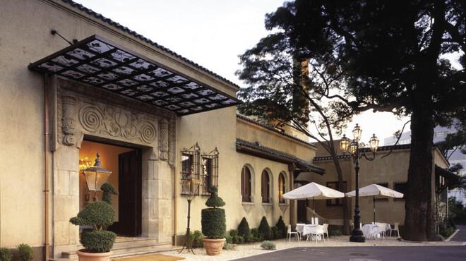 小笠原伯爵邸 - 外観写真:昭和2年に建てられた歴史的建造物が皆様をお迎えします