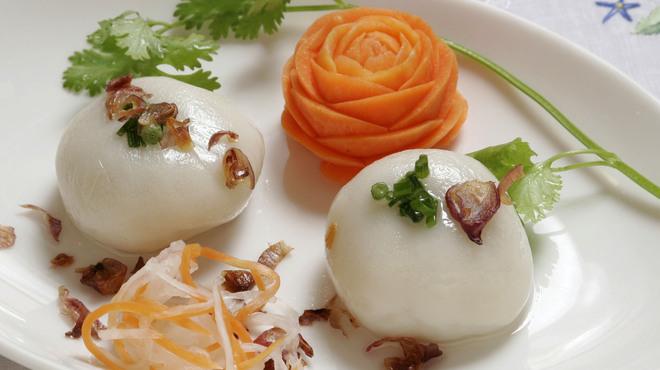 サイゴン・レストラン - 料理写真:海鮮餅・Bánh ít trần