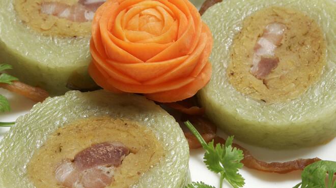 サイゴン・レストラン - 料理写真:彩りちまき・Bánh tét