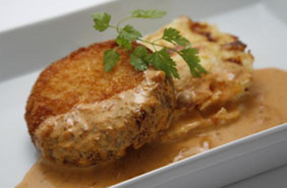 マーサーカフェテラスハウス - 料理写真:平日ランチ シーフードクリームコロッケ