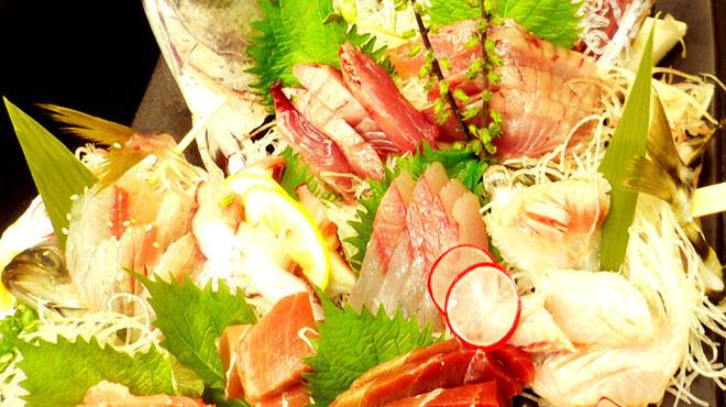 OHASHI - 料理写真:大漁盛り 1980円 驚愕のボリューム