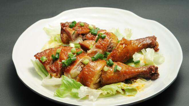 永利 - 料理写真:油淋鶏