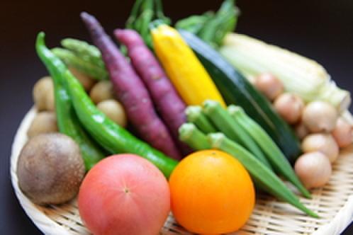 江戸路 - 料理写真:季節の野菜焼き