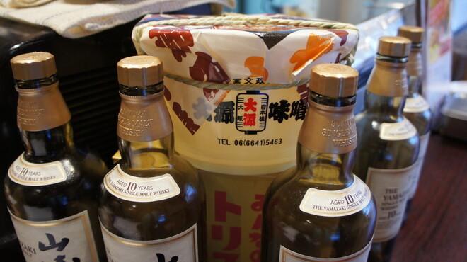 ホタル - 内観写真:名古屋味噌