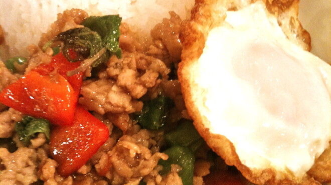コンロウ - 料理写真:ガパオご飯