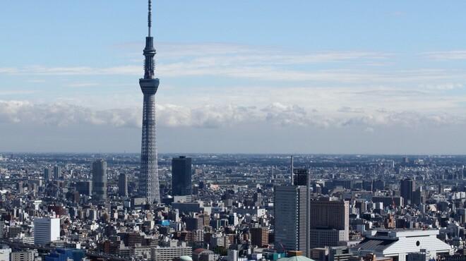 センス - その他写真:東京スカイツリー®を望む壮大な展望