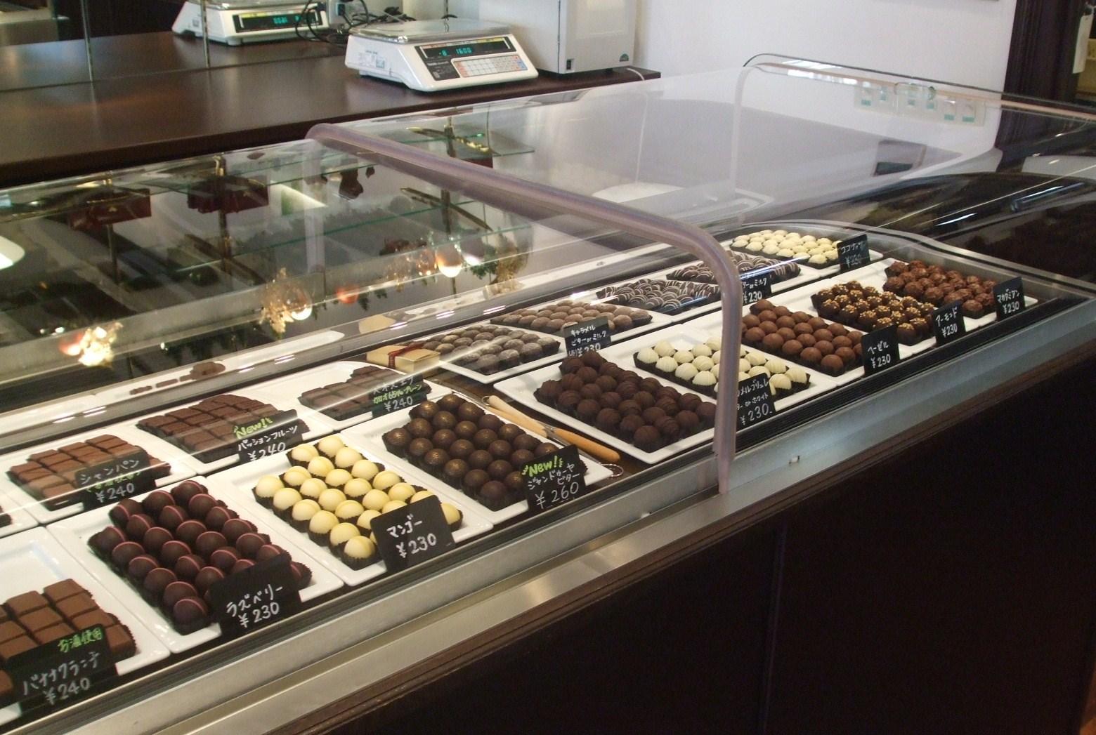 軽井沢チョコレート館